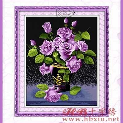 Purple Roses 1/7