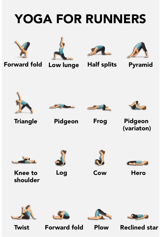 Yoga for runners :) My vision is to help people live healthy, fulfilling lives...on and off line. Visit http://VibrantExistence.com