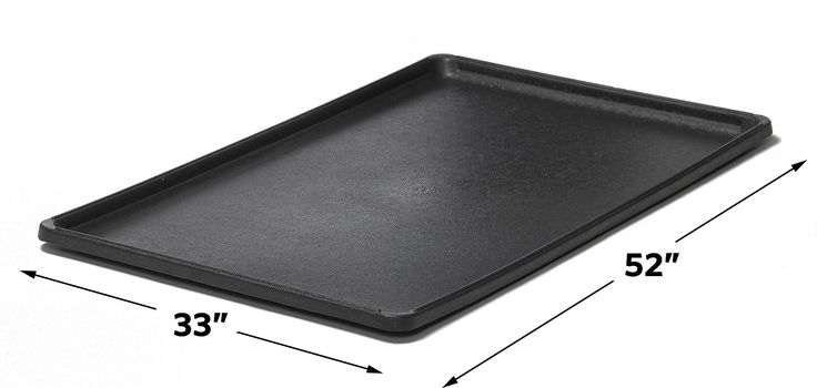 MidWest Folding Dog Crate Replacement Pan Made from tough, long-lasting ABS plastic, this easy-to-clean pan will last a lifetime under normal conditions.