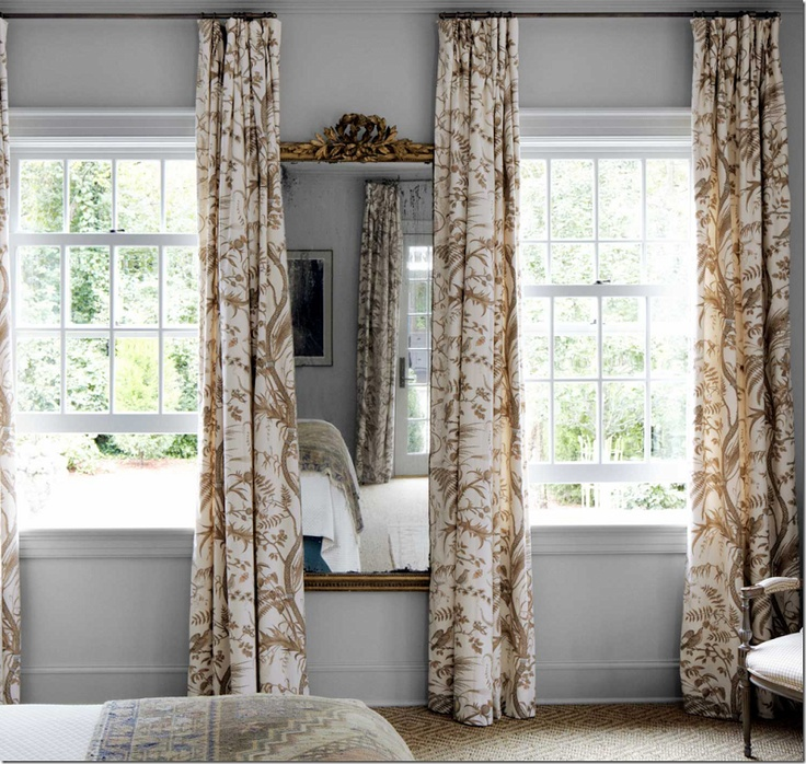 433 best images about window treatments on pinterest for Beautiful window treatments