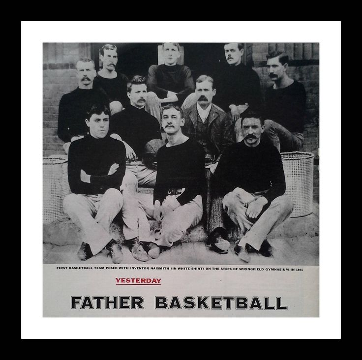 an introduction to the life of james naismith the father of basketball James naismith's grandson springfield he loved & it's where he met his wife but it was just a few years of his life springfield was his second choice 0 father of basketball & father of coaching side by side in bronze.