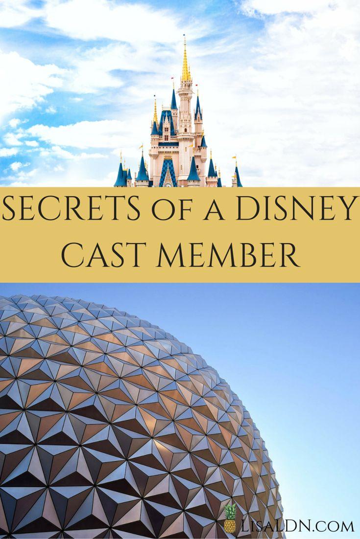 Cast Member Secrets: Part 3