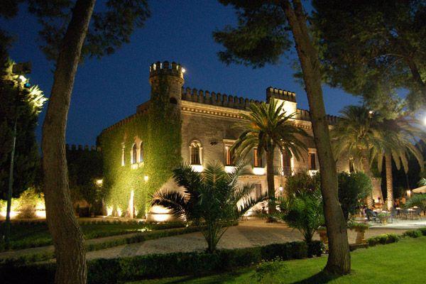 Wedding in an Apulian castle. Amazing!  by Michela & Michela wp www.italianweddingcompany.com