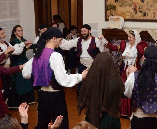 Ήθη και έθιμα από τη Λευκάδα στην καρδιά της Αθήνας