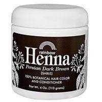 natural chemical free hair dye