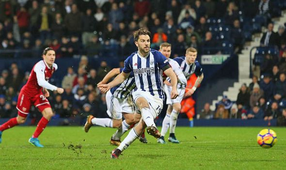 West Brom 1 - Arsenal 1: Controversial penalty frustrates Gunners after Sanchez goal    via Arsenal FC - Latest news gossip and videos http://ift.tt/2DDQtXI  Arsenal FC - Latest news gossip and videos IFTTT