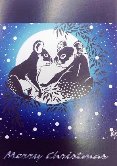 Christmas card design 2015