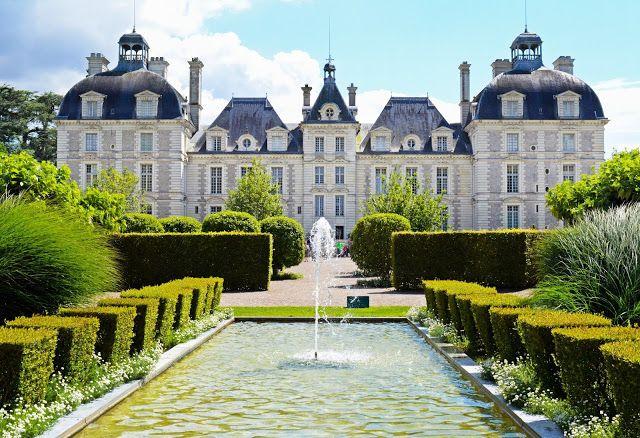 France, Loire Valley - Château de Cheverny II (The Gardens)