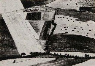 Luglio (aerial Landscape),Mario Giacomelli
