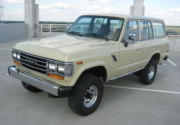 1990 Toyota Land Cruiser FJ62 TLC Restoration < Grimm-mobile!
