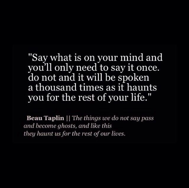 Yes A Thousand Times Yes Quote: 752 Best Quotes Images On Pinterest