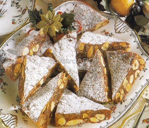 Siena-torta | Receptek