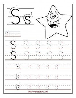 traceable S worksheets - Google Search