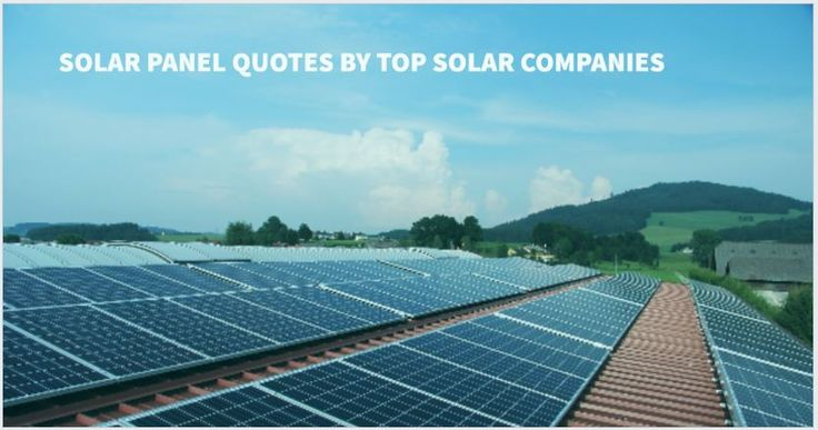 Getting a price estimate for Solar Panels in Denver is easy: you can start with a quick online quote, talk with one of our friendly consultants and request a no-obligation solar quote for a system installation for your home or business, with or without batteries. Solar Panels Denver - Quotes From Best Solar Companies provide you with multiple solar quotes tailor made for your property.