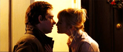 Pin for Later: The Best Movie Kisses of All Time Love Actually John (Martin Freeman) and Judy (Joanna Page) have the most romance when they put their clothes on.