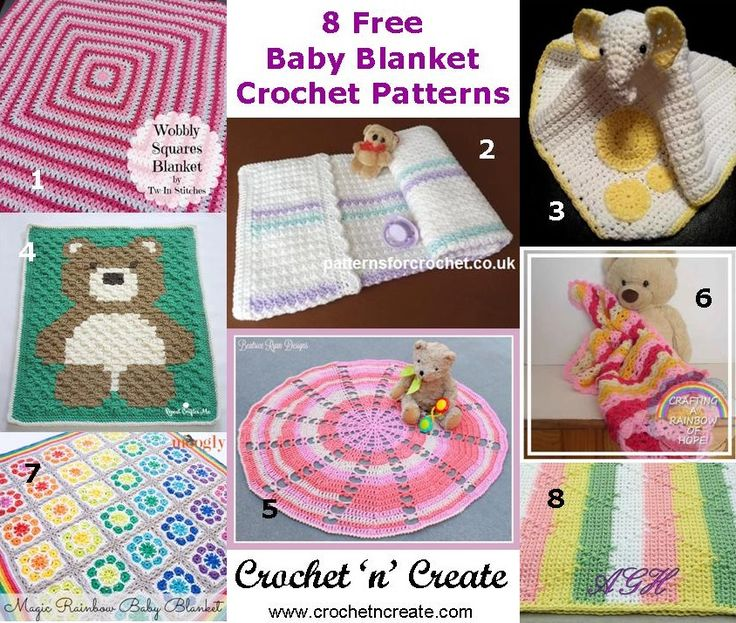 Crochet Baby Blanket Diagram ~ Traitoro for .