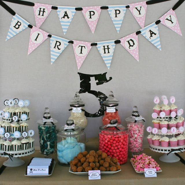 26 best Twins 1st birthday ideas images on Pinterest Birthday
