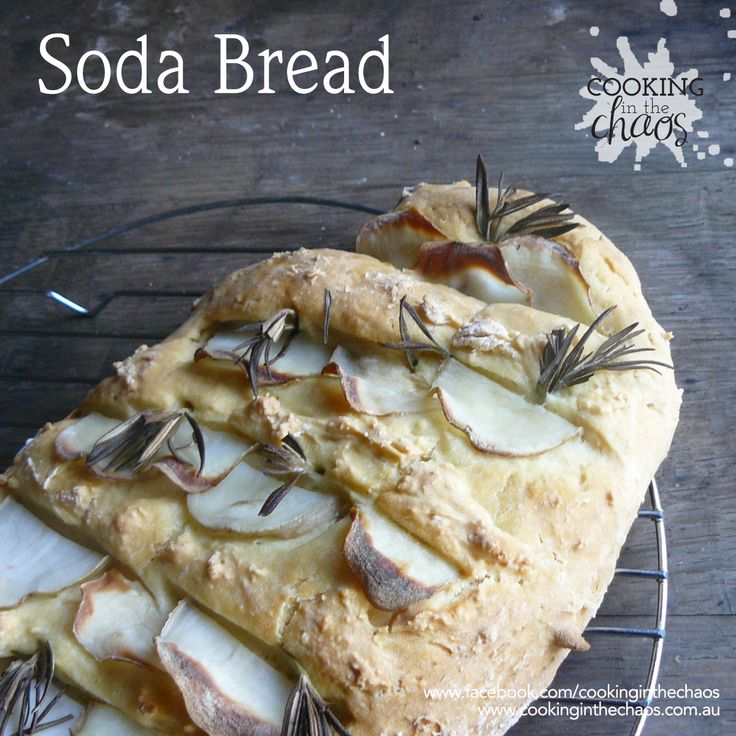 Soda Bread - Thermomix Recipe - Cooking in the Choas