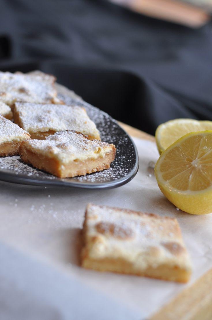 Chewy Lemon Slice - Littlebitofthyme