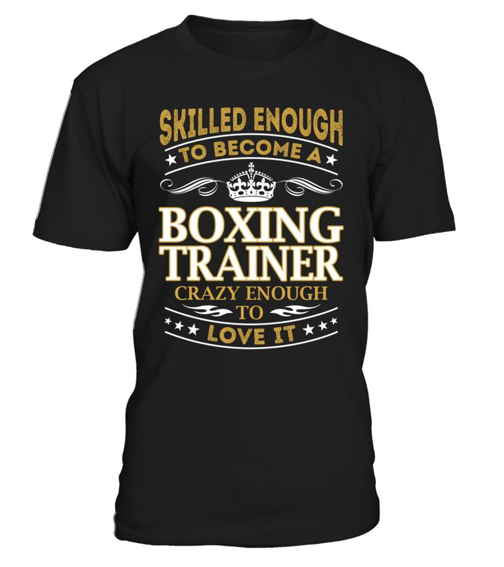 Boxing Trainer - Skilled Enough To Become #BoxingTrainer
