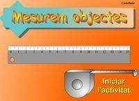 mesurar objectes longitud