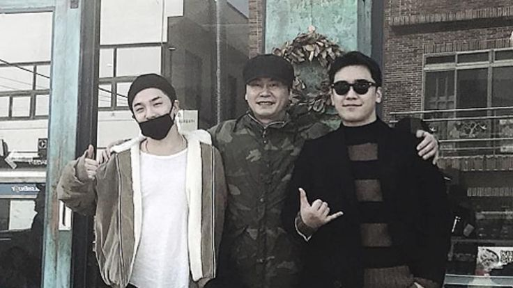 Yang Hyun Suk Thinks BIGBANG's Taeyang And Seungri Will Stay With Him For Rest Of His Life