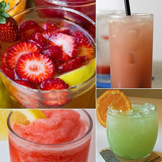 17 Best Images About Healthy Drinks On Pinterest: 17 Best Images About Mocktail Recipes On Pinterest