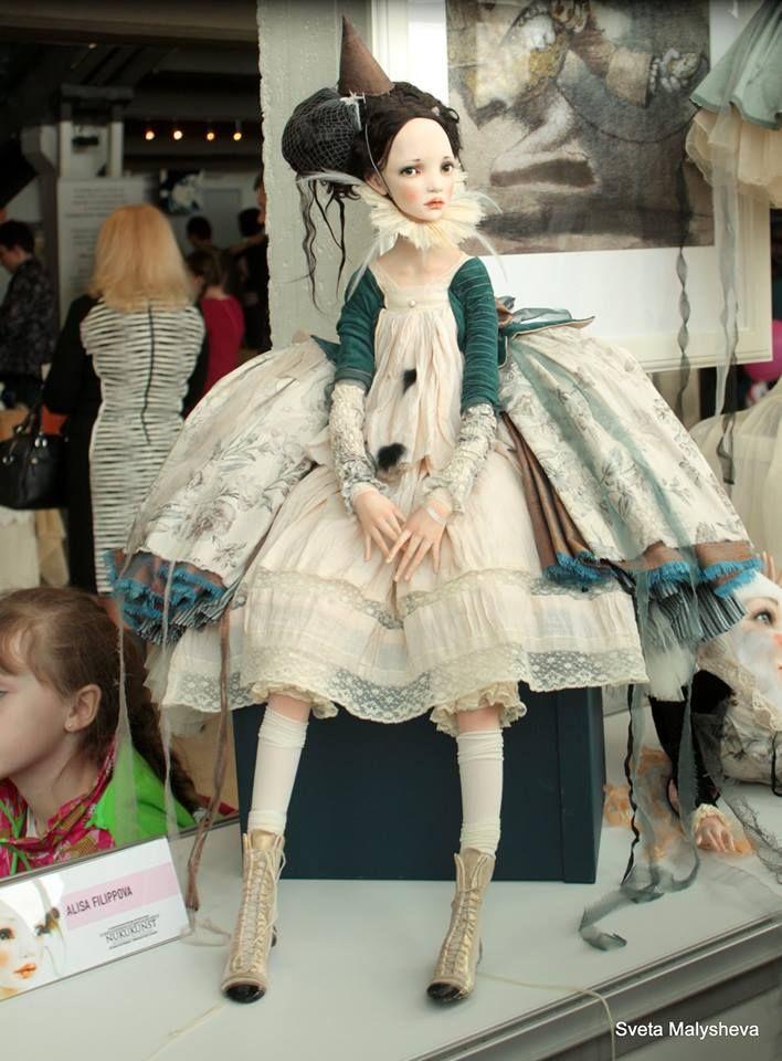 Dolls Of Alisa Filippova