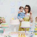 InspireBlog – Moms Clara Faz 1 | Festa Arco-íris - InspireBlog - Moms