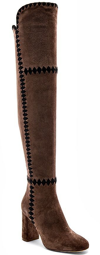 STEELE BOOT  SIGERSON MORRISON The most amazing high high boots for women this fall and winter (affiliate)
