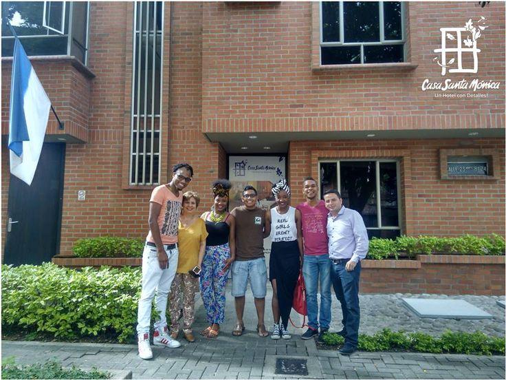 Grupo Afrotumbao Instalaciones Casa Santa Mónica