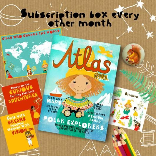 12 Months Atlas Subscrption: An Epic Adventure!