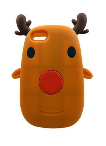 "iPhone 6/6s 4.7"" gumené 3D guma puzdro Sobík"