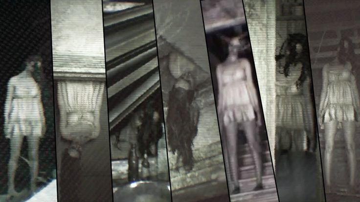 Resident Evil 7 Secrets All 7 Ghost Lady Locations - (RE7)