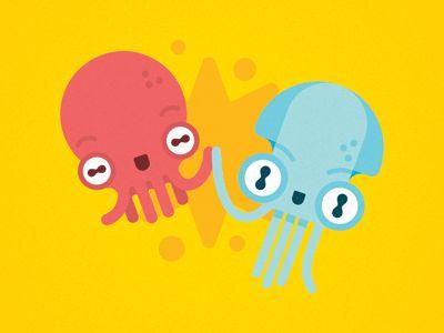 Squid octo