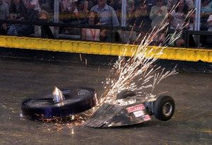 The Fights From First 3 Episodes Of The New BattleBots | Geekologie