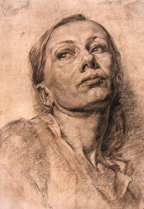 Inspirational Artworks: Miscellaneous 20th century russian drawings 3