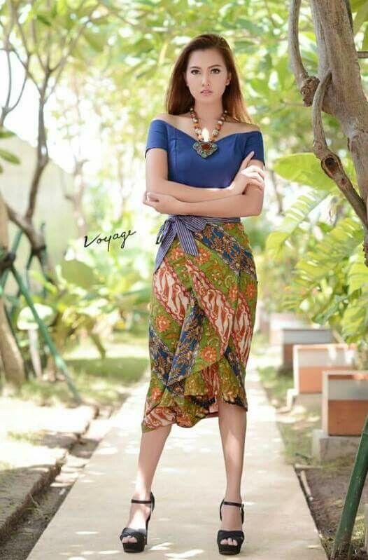 dress, top, blouse batik indonesia More