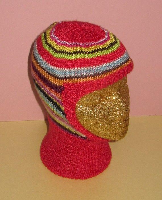 Ski Mask Knitting Pattern : 17 Best images about Knitted/Crochet-Balaclava ski masks on Pinterest Ravel...