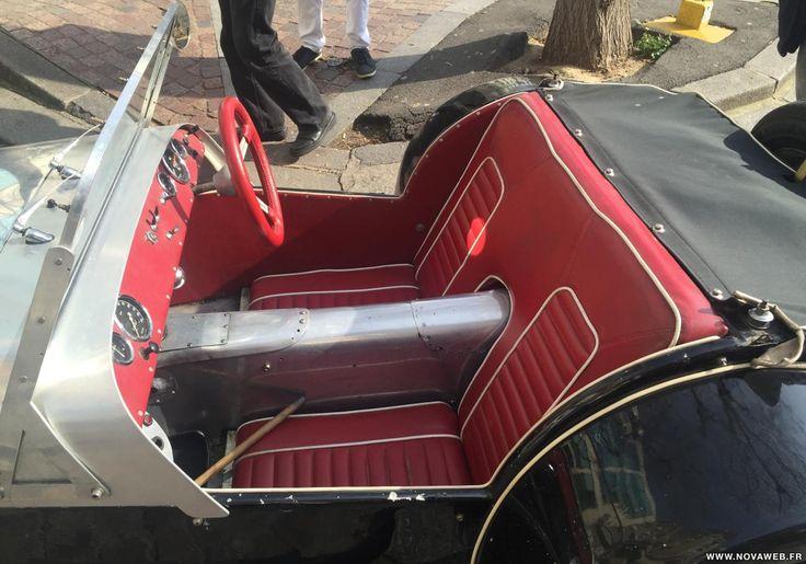 Vente voiture ancienne de collection : Lotus Seven S2 Super Seven 1500 1962…
