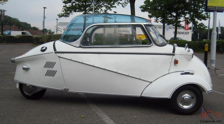 Sold Messerschmitt Kr200 3 Wheeler Microcar Auctions: 17 Best Images About Messerschmitt Is A CAR ........... On