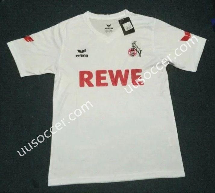 2016-17 FC Köln  Home White Thailand Soccer Jersey AAA