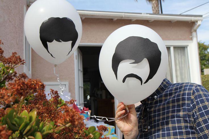 Fun Beatles Themed Baby Shower | The Little Umbrella