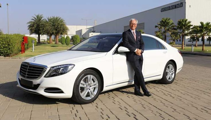 The S-Class 'Connoisseur's Edition' was launched by Roland Folger, Managing Director and CEO, Mercedes-Benz India.