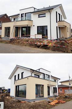 Bautagebuch Bien-Zenker | White Exterior