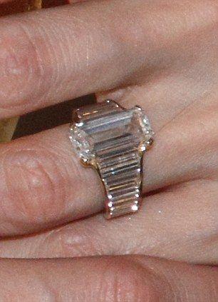 Best 25 Angelina jolie engagement ring ideas on Pinterest