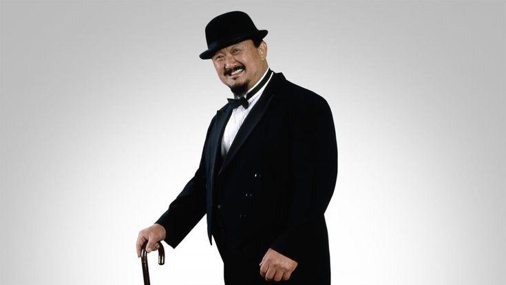 Harry Fujiwara (Mr. Fuji); Wrestler, manager and WWE Hall of Famer