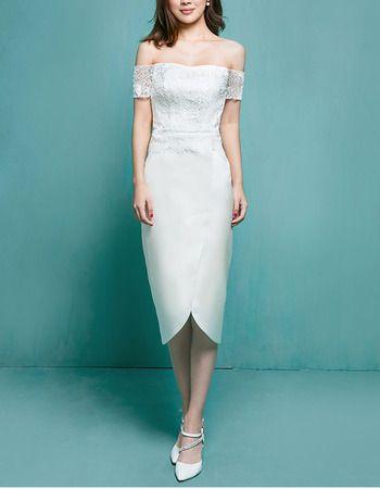 106 best Short Wedding Dresses images on Pinterest | Petite ...