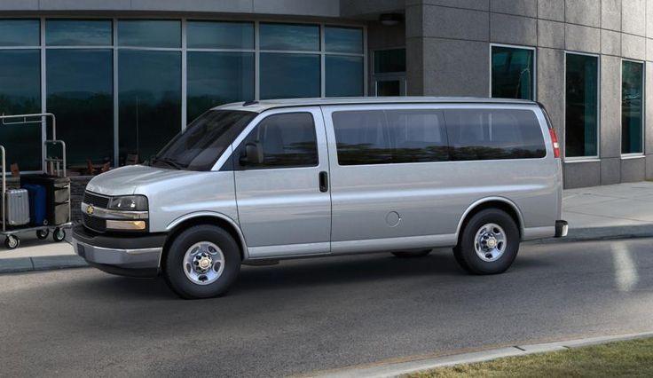 Chevy Express G2500/3500