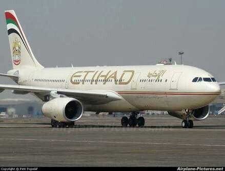 Fly Etihad Airways
